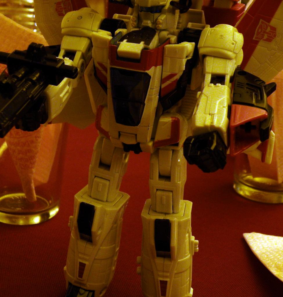 Transformers Classic JetFire
