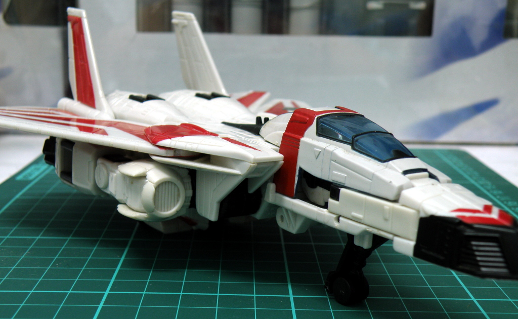 JetFire Jet mode armaments removed