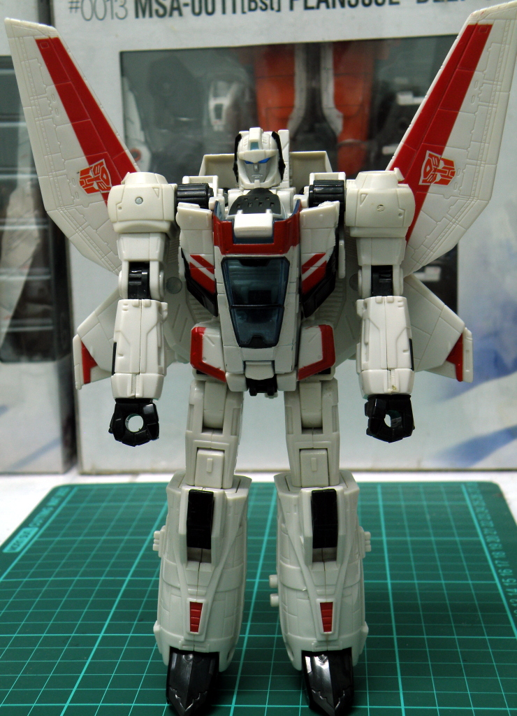 JetFire without armaments
