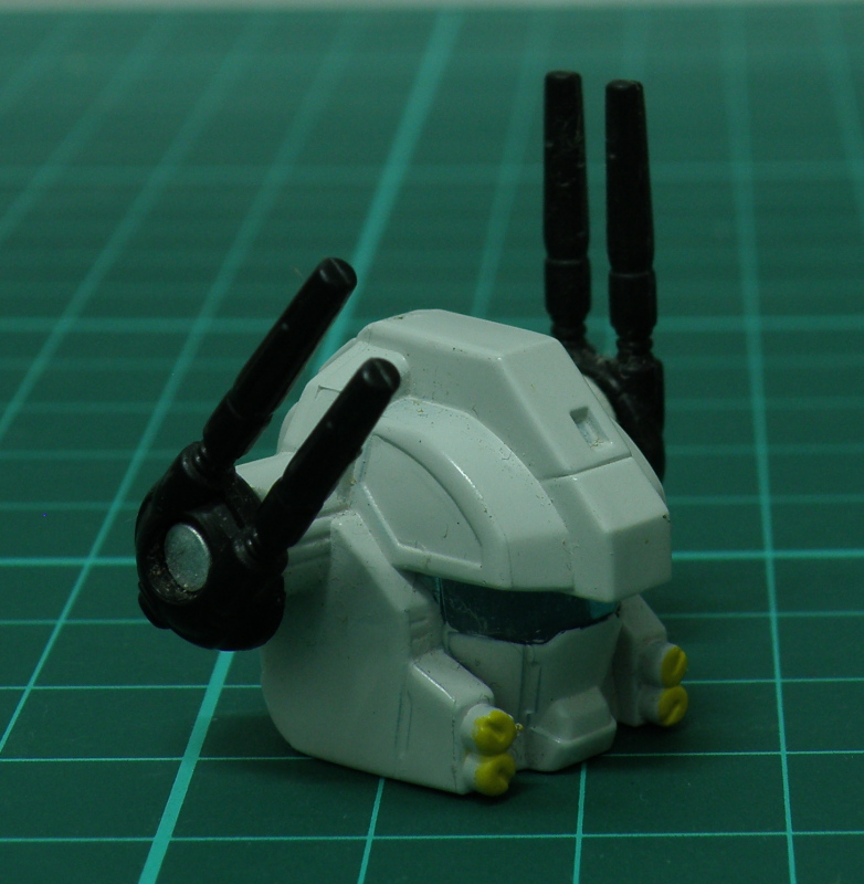 JetFire Battle mode head/helm