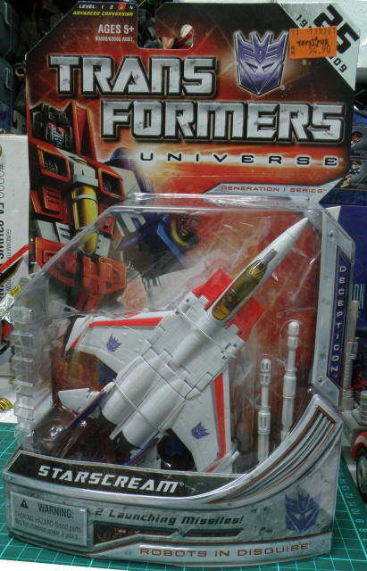 Starscream package