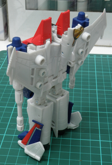 Starscream back view
