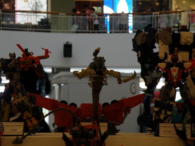 Transformers Energon series.