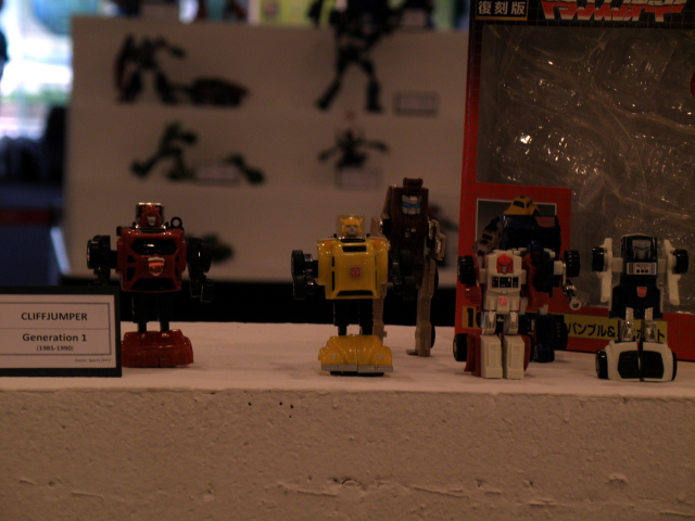 The ever adorable MiniBots