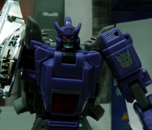 Galvatron the new face of tyranny.