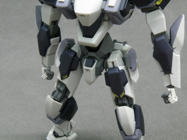 ARX-7 feature that improve articulation.