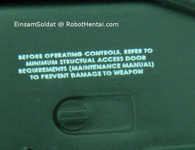 Alter ARX-7 Shotgun details fine print 3.