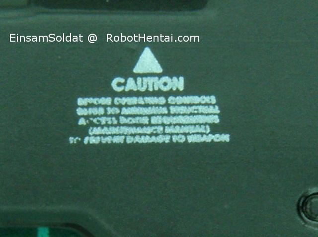 Alter ARX-7 Shotgun details fine print 4.