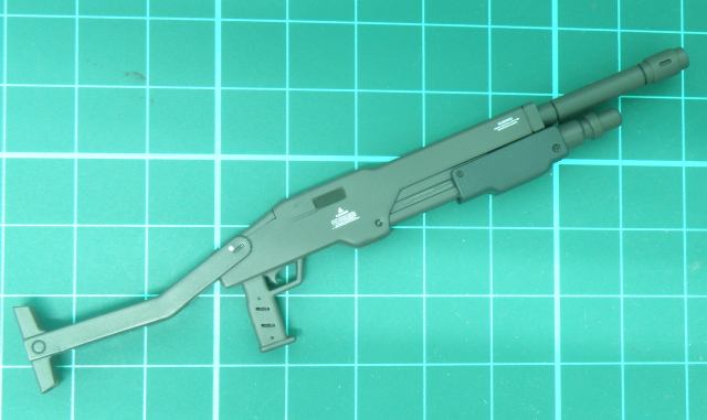 Alter ARX-7 Shotgun stock extended pump action.