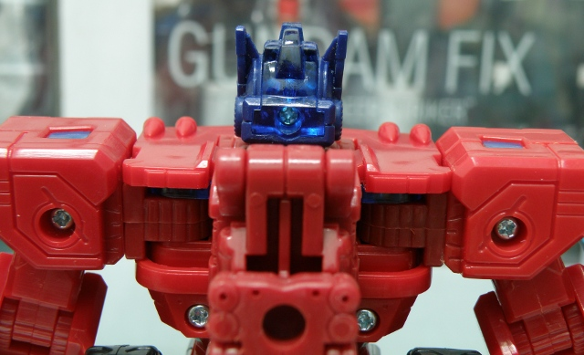 Henkei Convoy Head back.