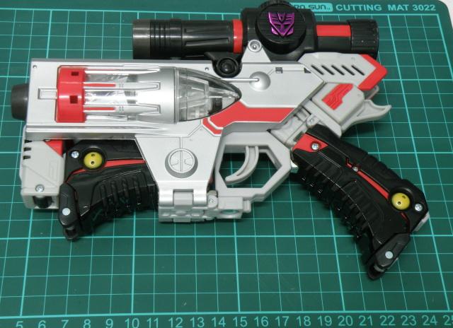 Henkei Megatron gun mode.