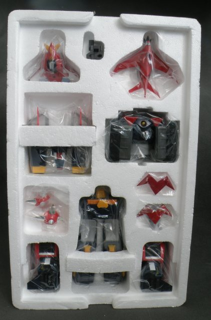 SOC Voltes V in the package.