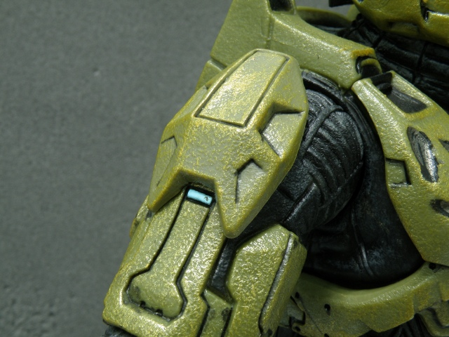 MasterChief upper arm armor.