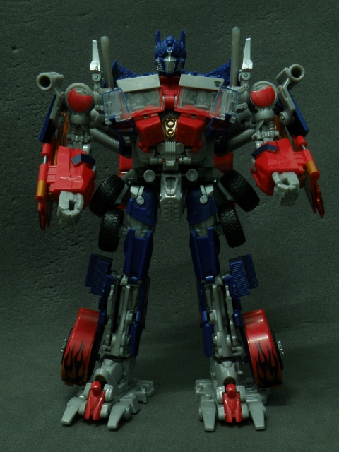 Optimus Prime Transformation FinalPhase 2.