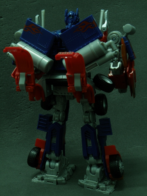 Optimus Prime Transformation FinalPhase 3.