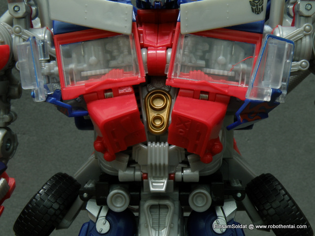 Modern ROTF Optimus Prime Chest.
