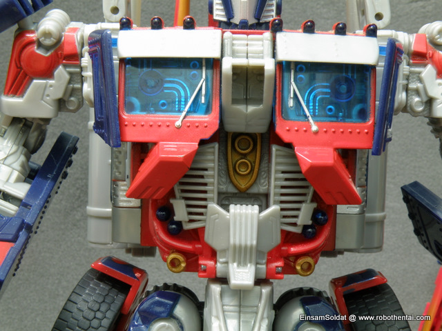 Blocky TFTM Optimus Prime Chest.