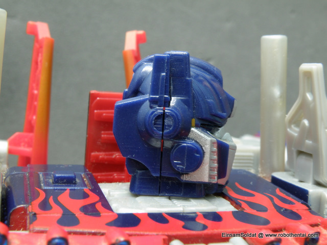 TFTM Optimus Prime Robot Head Side.