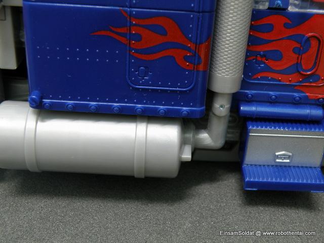 ROTF Optimus Prime SemiTruck Fuel tank.