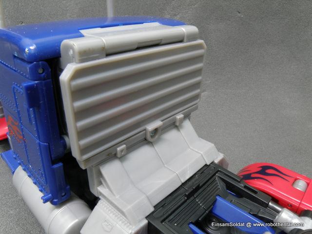 ROTF Optimus Prime SemiTruck Cab.