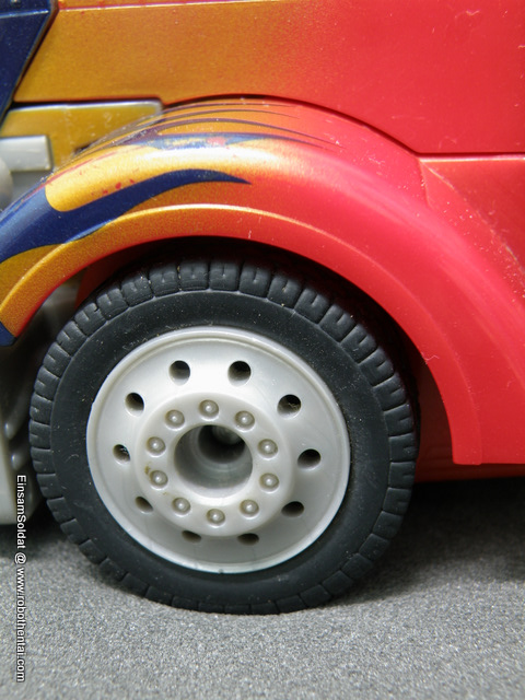 TFTM Optimus Prime SemiTruck Wheels.