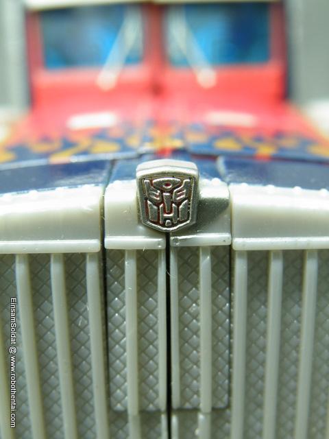 TFTM Optimus Prime SemiTruck Insignia.