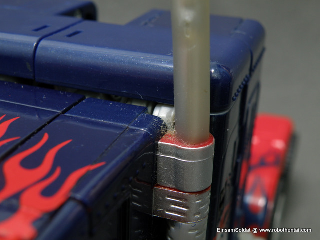 TFTM Optimus Prime SemiTruck Smoke Stacks.