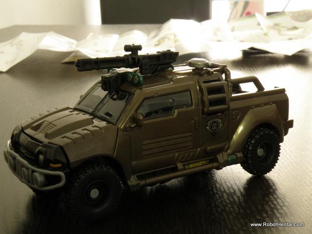 ROTF Brawn combat 4WD.