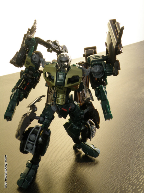 ROTF Brawn ready for action