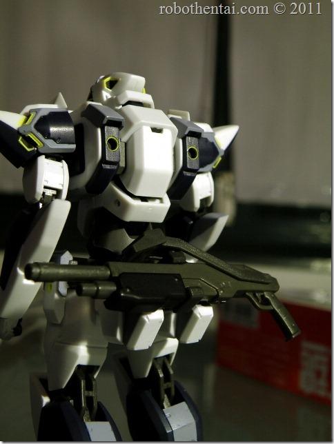 ARX7 Back Hardpoint Combat Shotgun.