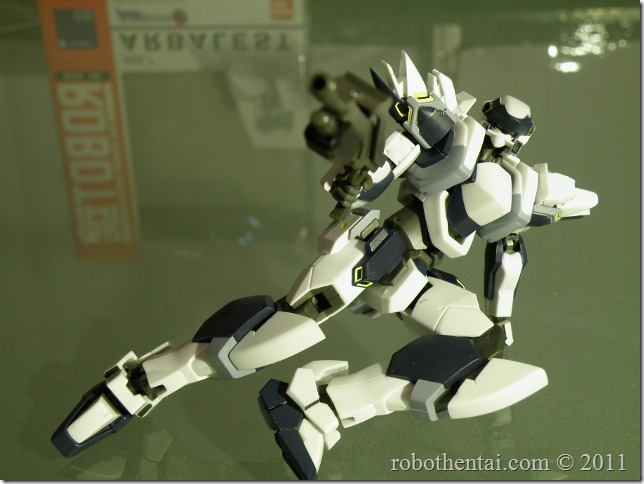 Arbalest dodging with combat shotgun.